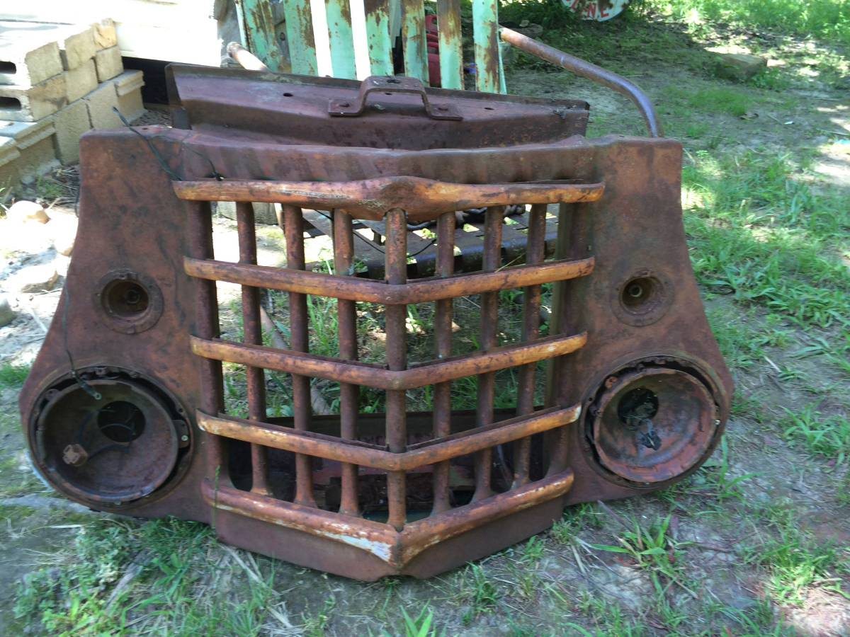 1940 Willys Jeep Grill Antique For Sale in Little Rock, AR ...