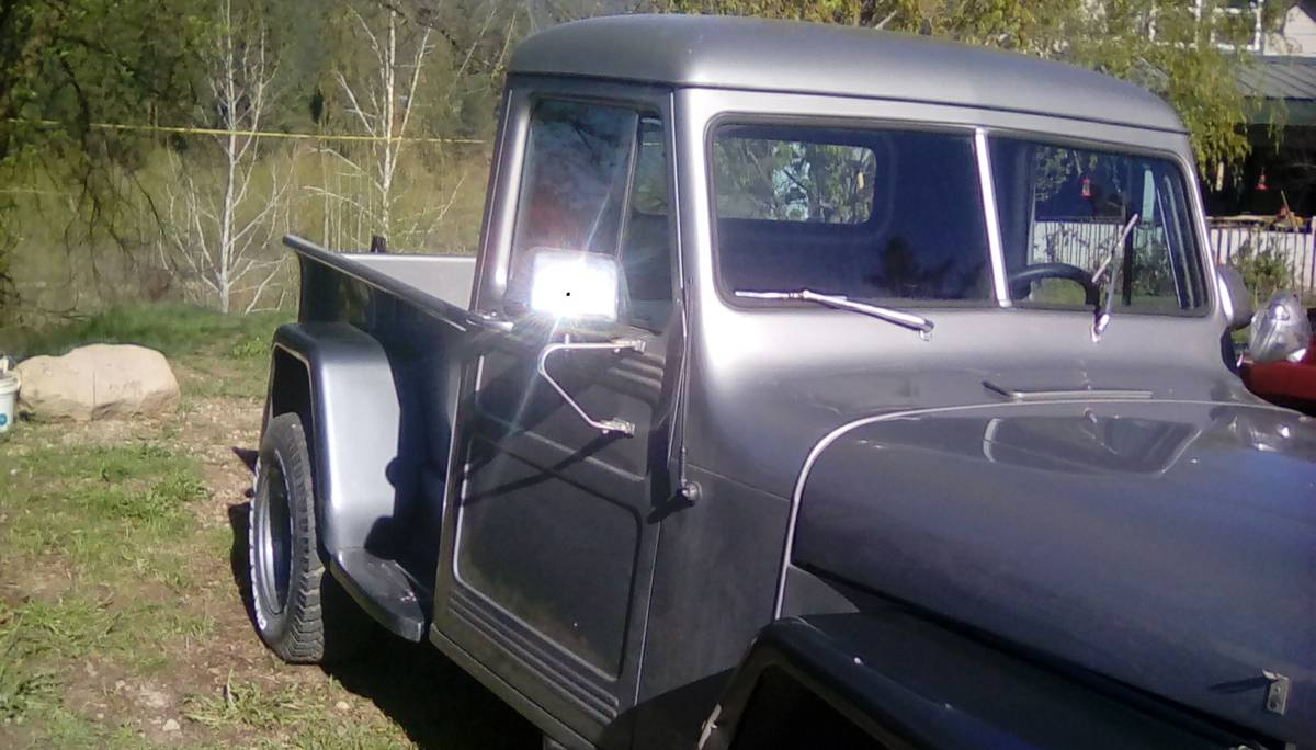 Craigslist Mohave County Az >> 1948 Willys Two Door Pickup For Sale in Boise County, ID
