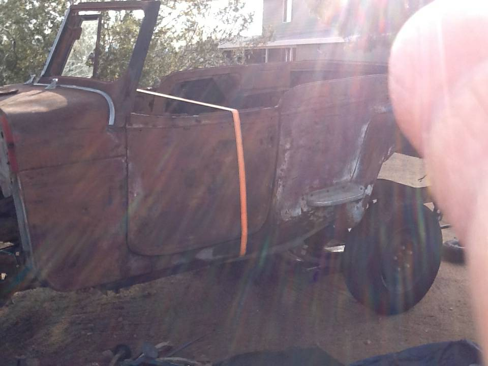 1949 Willys-Overland Jeepster For Sale in Yucca Valley, CA ...