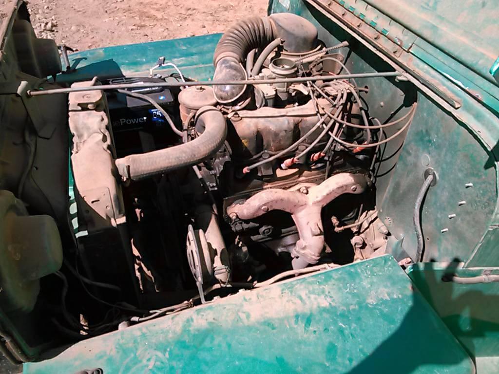 1953 Willys CJ Jeep For Sale in Champaign, IL - $15,000