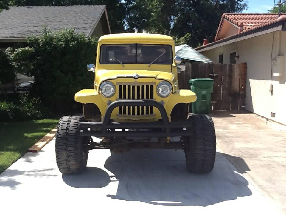 1955 Willys Two Door Pickup Truck For Sale in Reno, NV ...