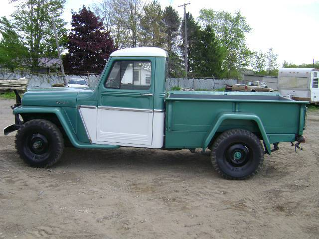 1964 Willys Two Door Pickup For Sale In Greenville Pa