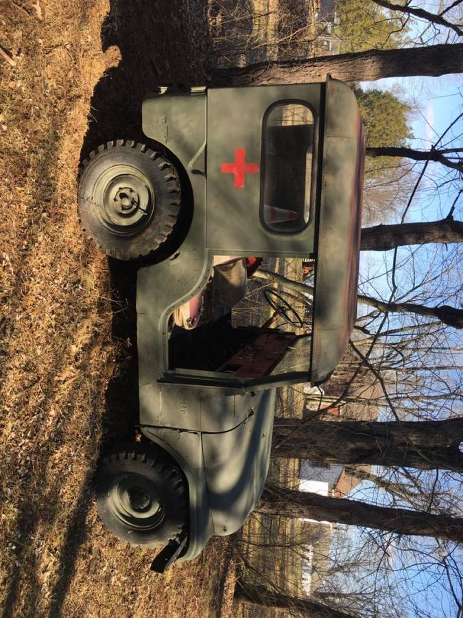1957 Willys Jeep CJ5 For Sale in Suffield, CT - $1,250