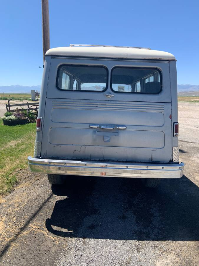 1955 Willys Wagon For Sale in Dubois, ID - $6,000