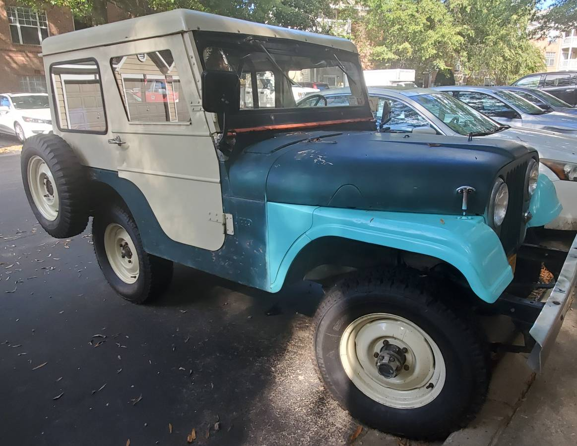 1960 Willys Jeep CJ5 For Sale in Raleigh, NC - $4,700